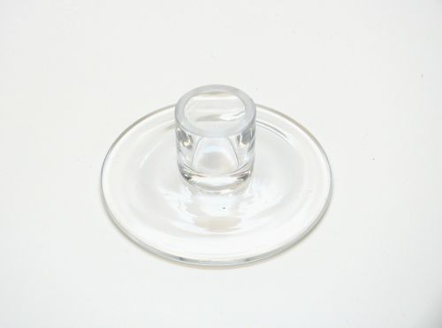 Kerzenständer glas q cm